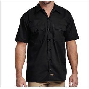 dickie button down shirt